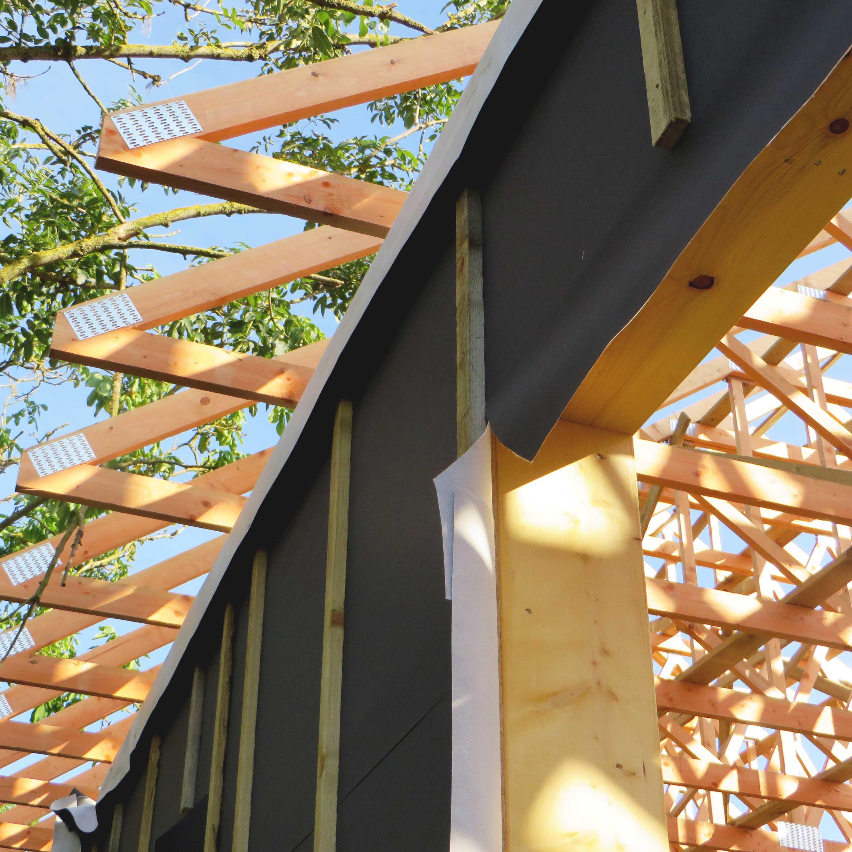 Charpente Industrielle Bailleul Rénovation Maison particulière - Charpentier des Flandres