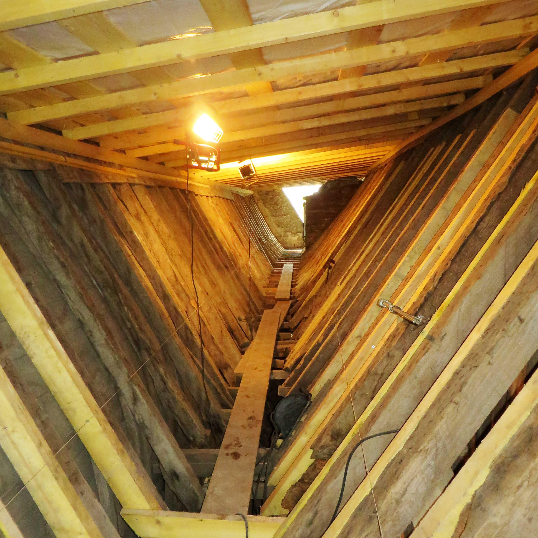 Ouvrages Spéciaux Rénovation Charpente bois Eglise Octezeele - Charpentier des Flandres