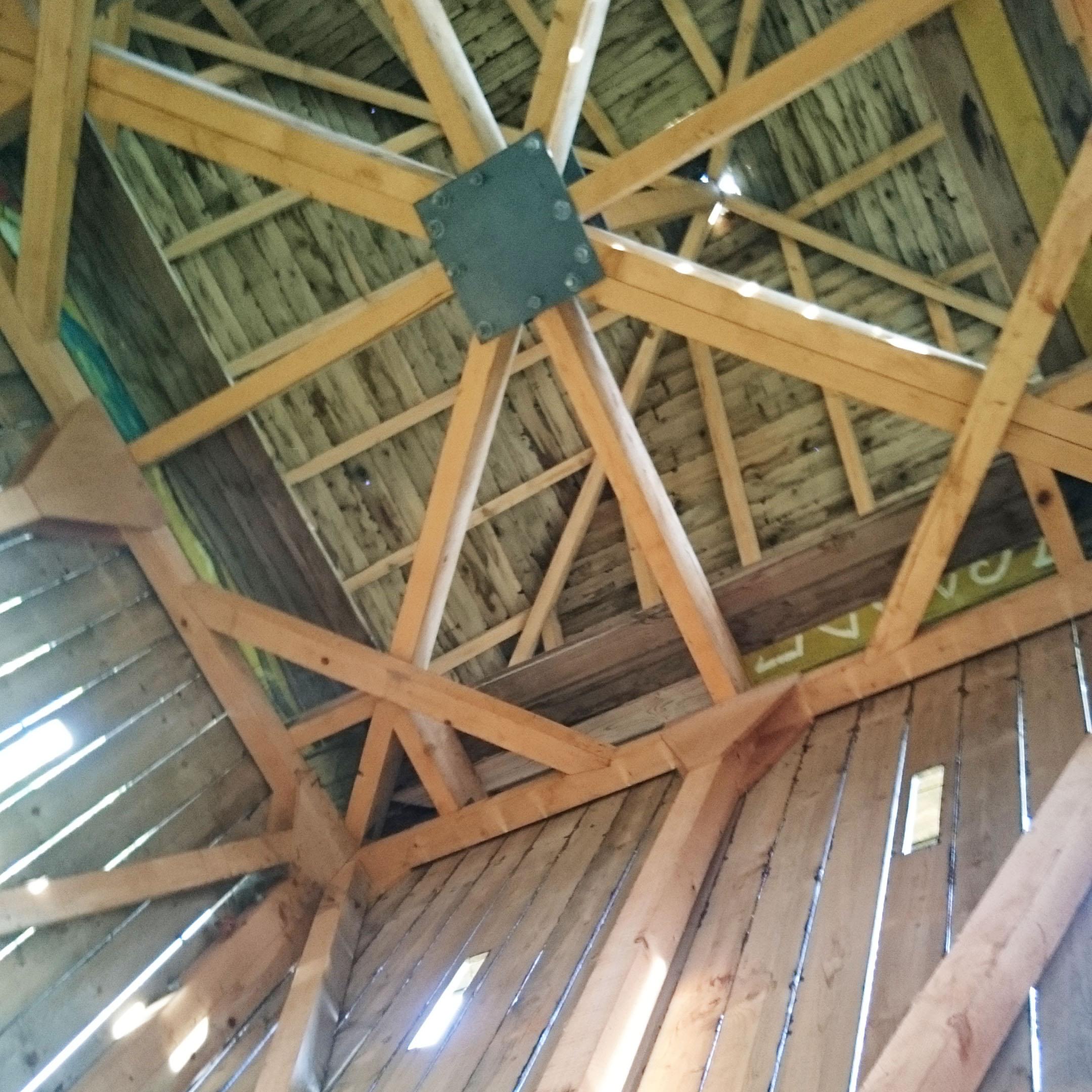 Ouvrages Spéciaux Rénovation Charpente bois  - Charpentier des Flandres